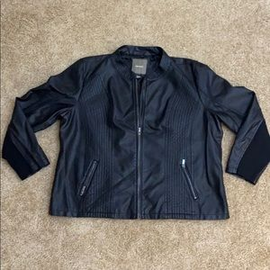 Maurices leather jacket